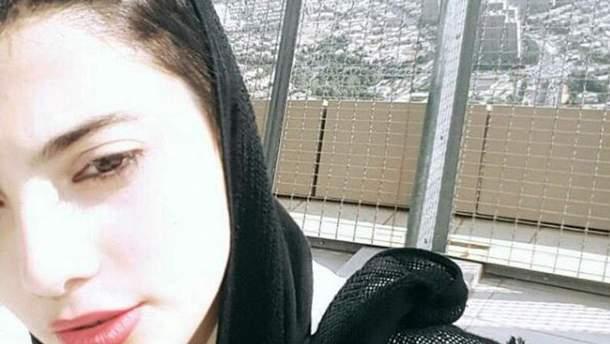 В Иране гимнастку арестовали за пост в Instagram