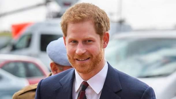 Що придбав принц Гаррі на королівські хрестини