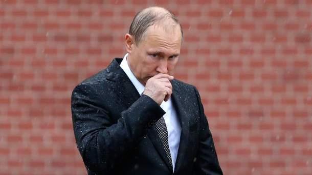 Путін намагається вийти з ізоляції