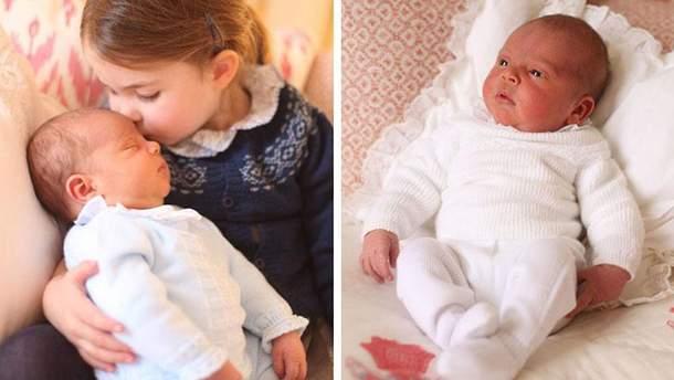 Крещение принца Луи: топ-5 фактов о церемонии