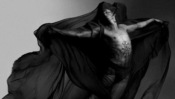 Сергей Полунин для Vogue Germany