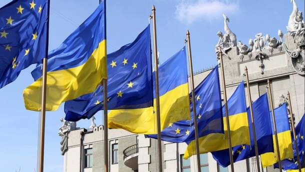 Проходит саммит Украина - ЕС