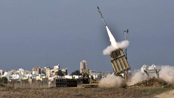 Войска Асада отбили ракетный удар Израиля по военной базе в Сирии
