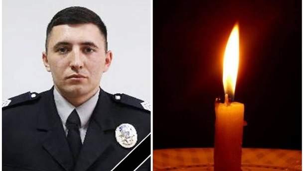 В Ровно умер полицейский Александр Гордейчук