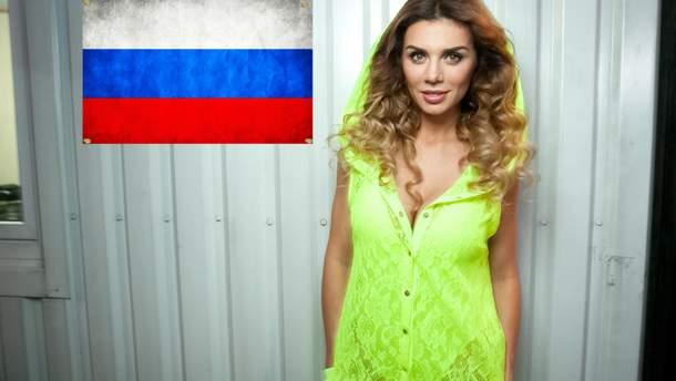 Анна Седокова заявила, що в Україні всі підтримують Росію на ЧС-108