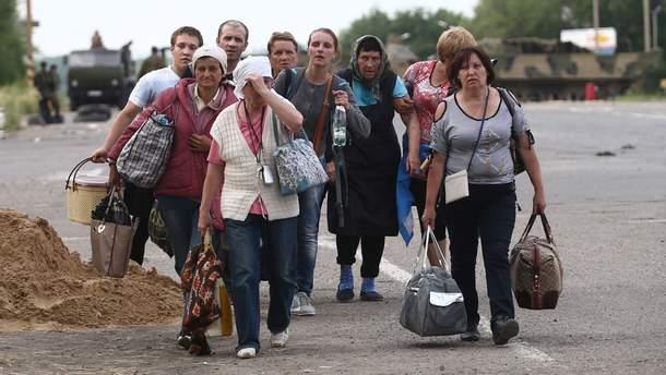 В Украине насчитывается 1 515 128 переселенцев или 1 241 657 семей из Донбасса и Крыма, – Минсоцполитики
