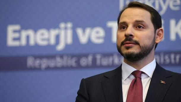 Берат Албайрак став новим Міністром фінансів Туреччини