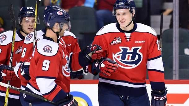 Ігор Мережко (праворуч)