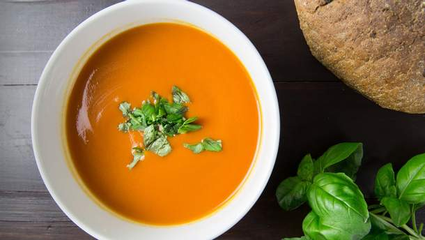 Суп назвали найкращою стравою для схуднення