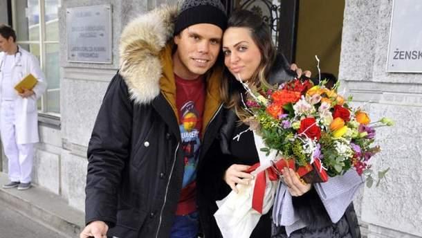 Жена Вукоевича Андреа прокомментировала скандал с мужем