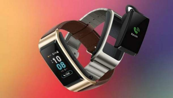 Фитнес-трекер Huawei TalkBand B5