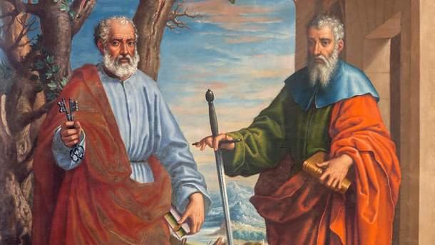 Привітання зі святом Петра й Павла у віршах і прозі