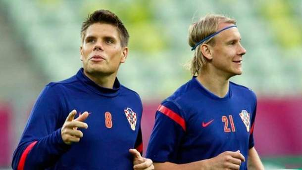 Хорватские футболисты искренне высказались в поддержку Украины
