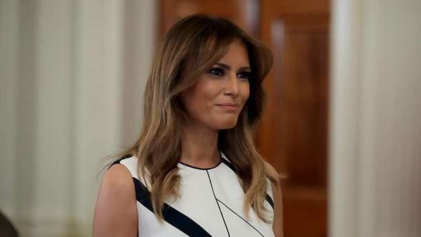 Мелания Трамп в Белом доме