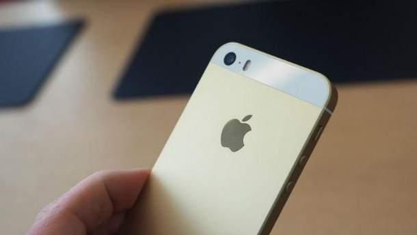iPhone SE можуть зняти з продажу