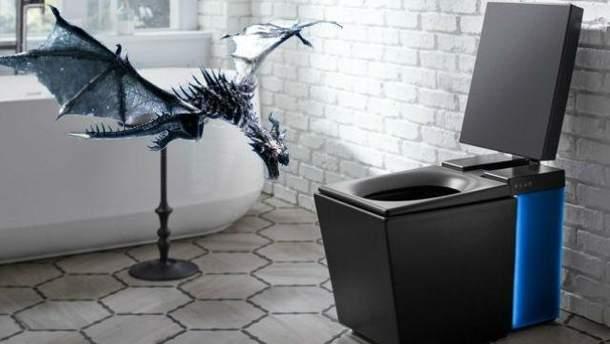 Розумний туалет може запускати гру