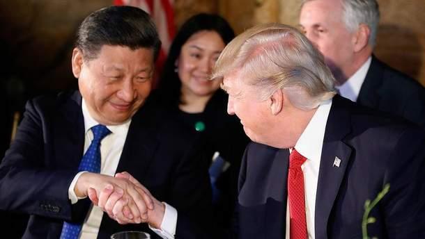 Отношения между США и Китаем