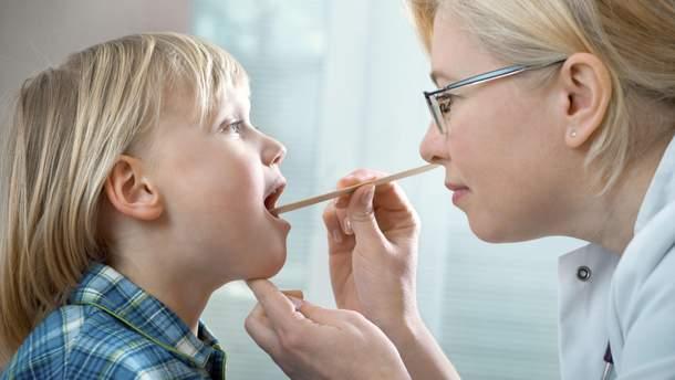 Удаление миндалин и аденоидов