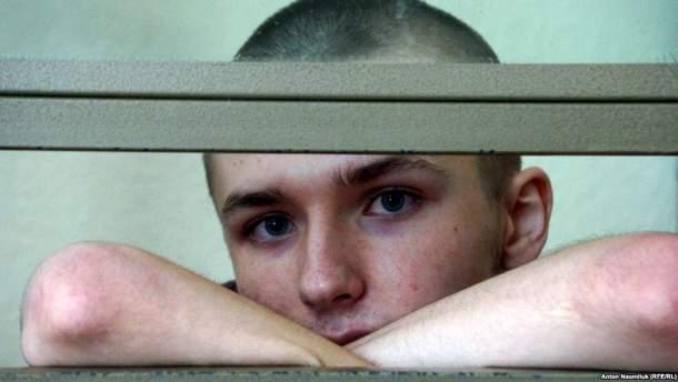 Артура Панова похитили российские спецслужбы 17-летним