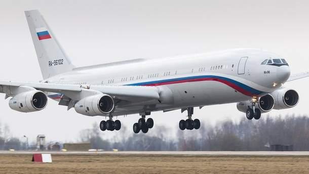 Российская Федерация ответила Эстонии наобвинения в несоблюдении воздушного пространства страны