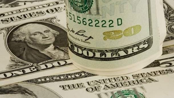 Наличный курс валют 11 июля в Украине