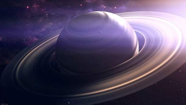Учені зафіксували дивні «звуки» між Сатурном і його супутником