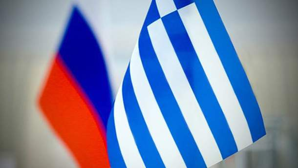 Греция выдворила двух российских дипломатов