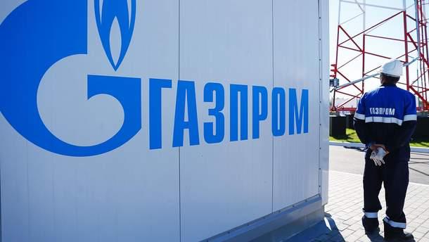 """Украинцы обвалили рейтинг """"Газпрома"""""""