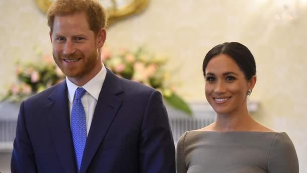 Принц Гарри и Меган Маркл в Ирландии
