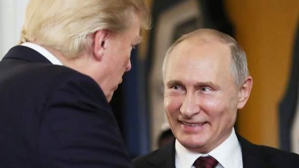 Сам факт офіційної зустрічі з Трампом уже є перемогою для Путіна