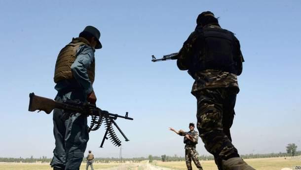 Новый взрыв в Афганистане