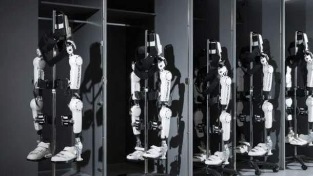 Технологія екзоскелету, що підсилює м'язи людини
