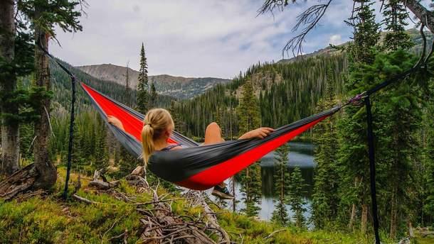 Відпочинок на природі