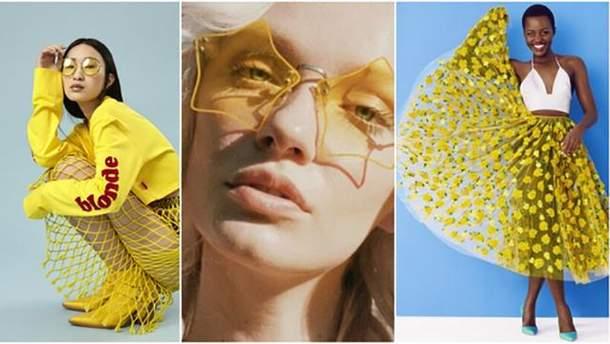 Яркий Gen Z yellow станет одним из самых модных цветов