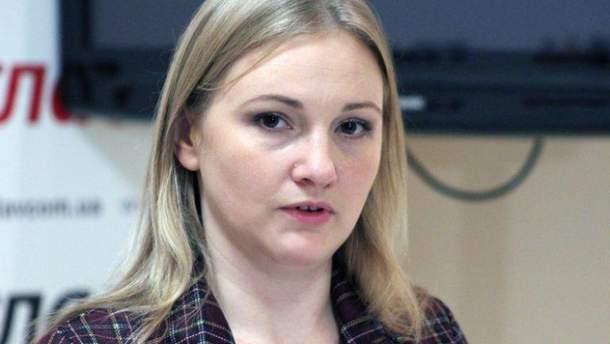 Ольга Решетилова.