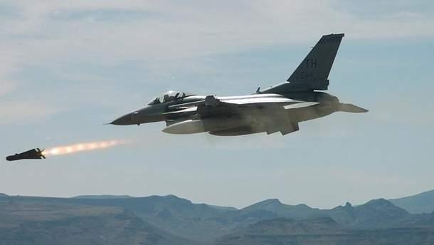 Ізраїль завдав авіаудару по Сирії