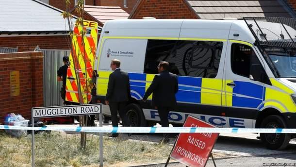 Британія оголосила про підтримку регіону, де зафіксовані випадки отруєння
