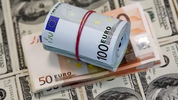 Наличный курс валют 12 июля в Украине