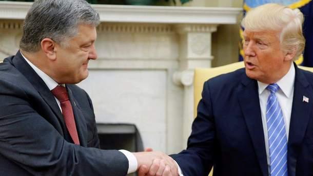 Президенты США и Украины встретятся в Брюсселе