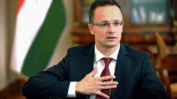 Пока не улучшится ситуация с нацменьшинствами Будапешт не будет поддерживать Украину