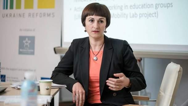 Ольга Купець