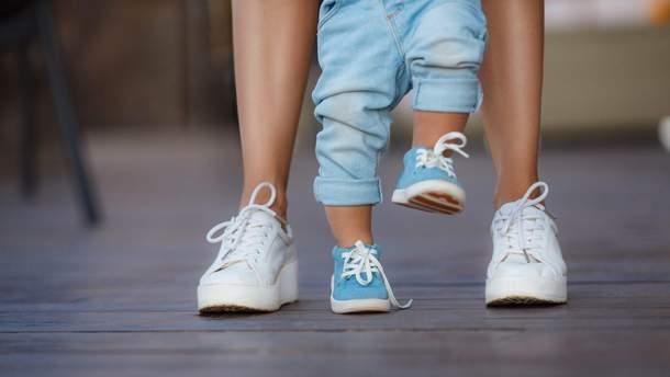 Як взуття впливає на фізичні здібності дітей