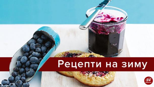 """Варення з чорниці: рецепти приготування чорничного варення – """"п'ятихвилинка"""", без цукру та варіння"""