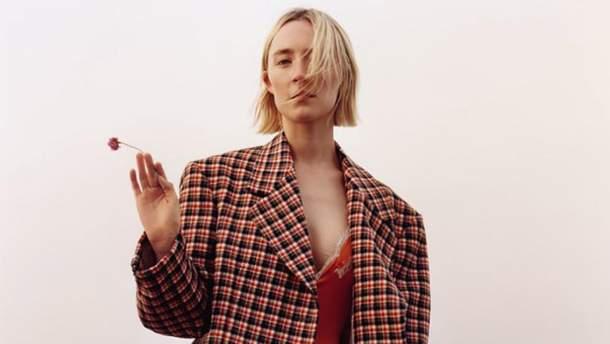Сирша Ронан для Vogue