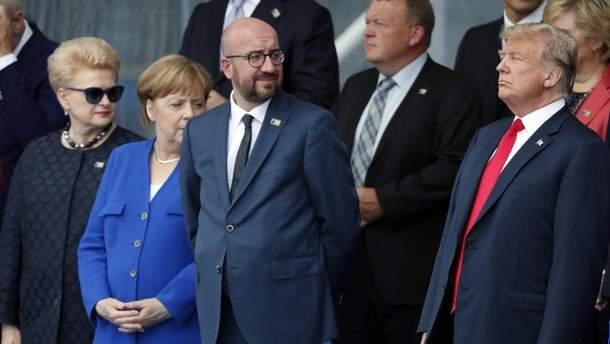 Трамп висуває НАТО нові вимоги