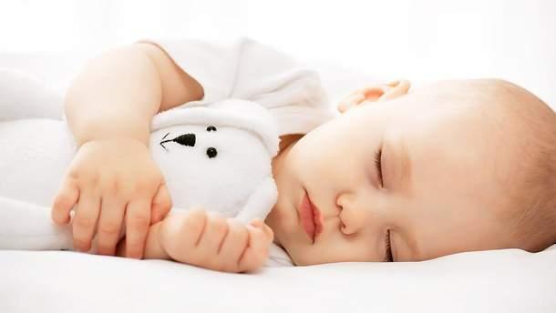 Твердая пища улучшает сон младенцев