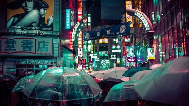 Как пасмурная погода влияет на человека