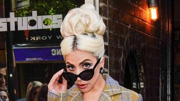 Леді Гага здивувала буденними образами