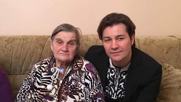 У міністра культури Євгена Нищука померла матір