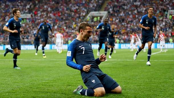 Франція – Хорватія результат фіналу Чемпіонату світу